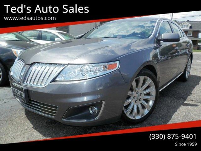 Lincoln MKS 2011 $9900.00 incacar.com