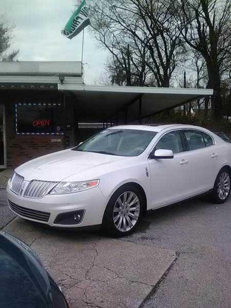 Lincoln MKS 2011 $8900.00 incacar.com