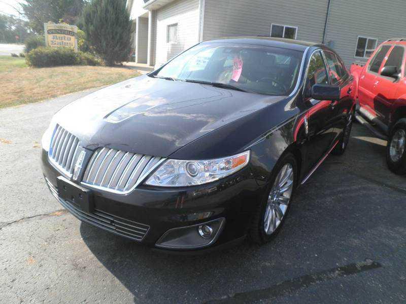 Lincoln MKS 2012 $11995.00 incacar.com