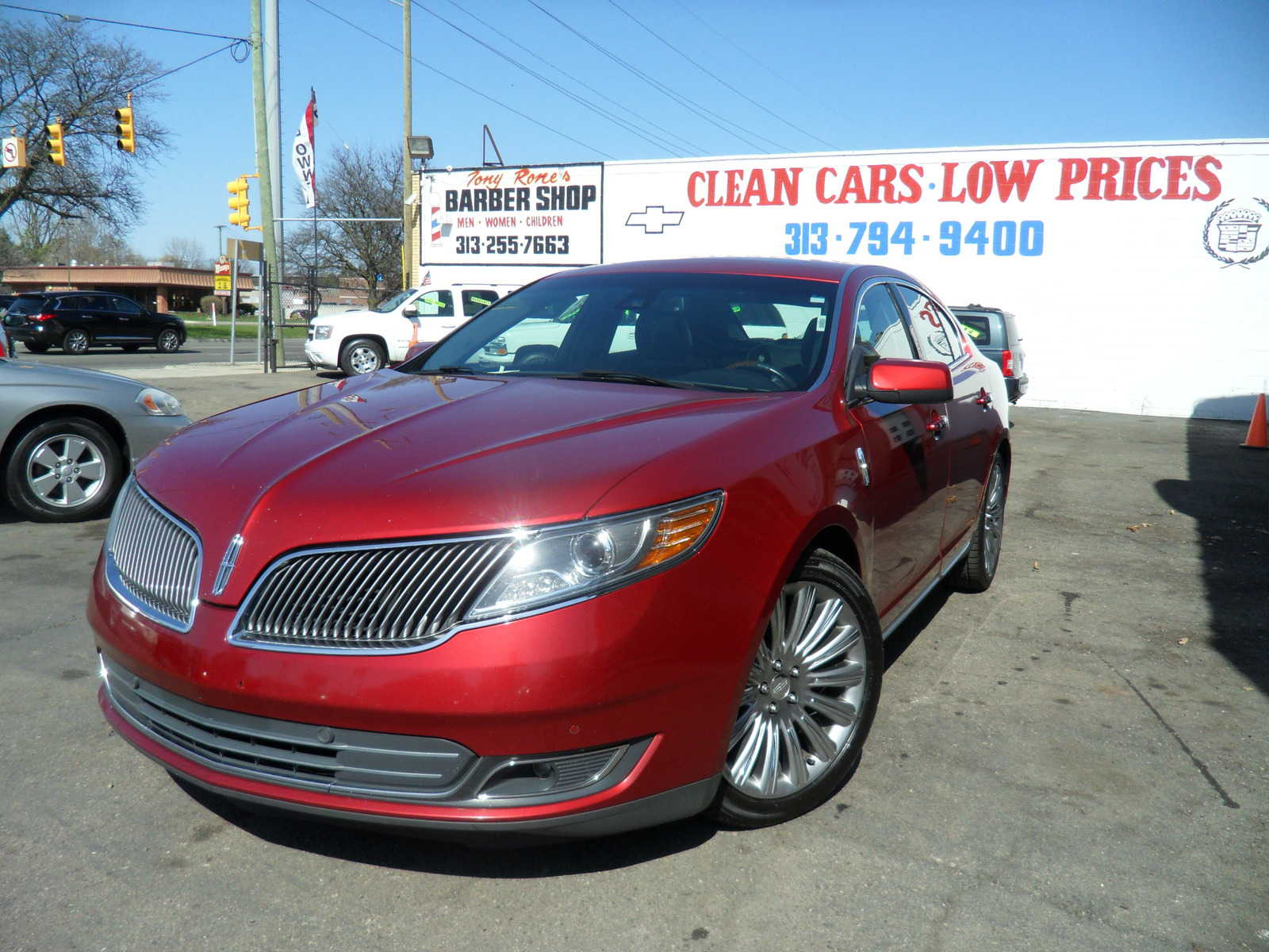 Lincoln MKS 2013 $13000.00 incacar.com