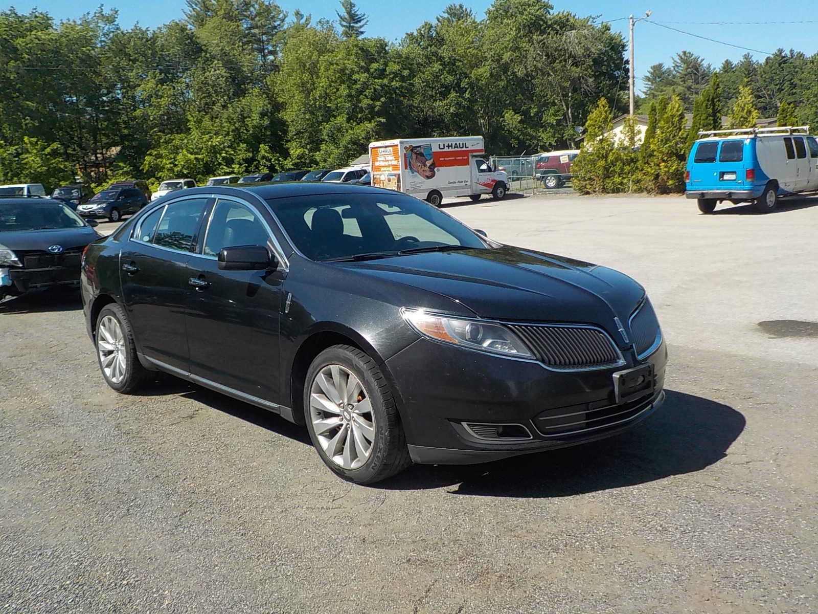 Lincoln MKS 2013 $3995.00 incacar.com