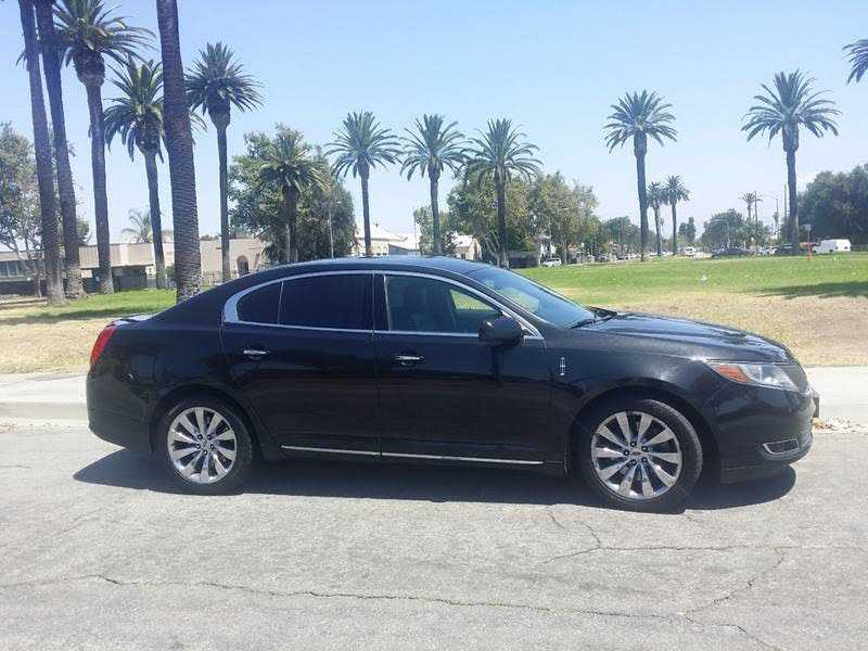 Lincoln MKS 2014 $10995.00 incacar.com