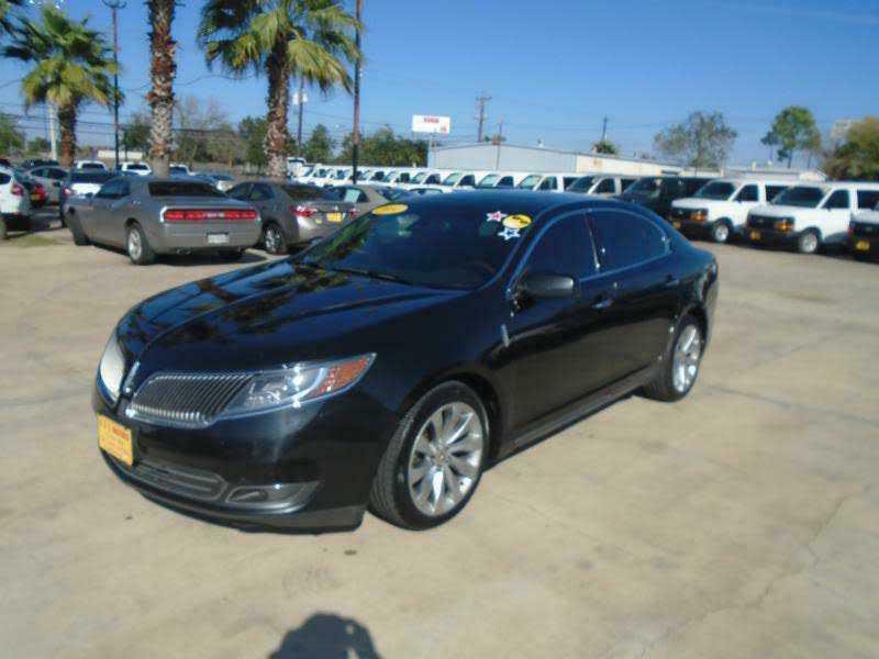 Lincoln MKS 2014 $13995.00 incacar.com