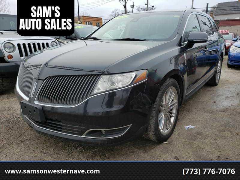 Lincoln MKT 2013 $9995.00 incacar.com