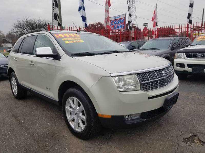 Lincoln MKX 2007 $5450.00 incacar.com