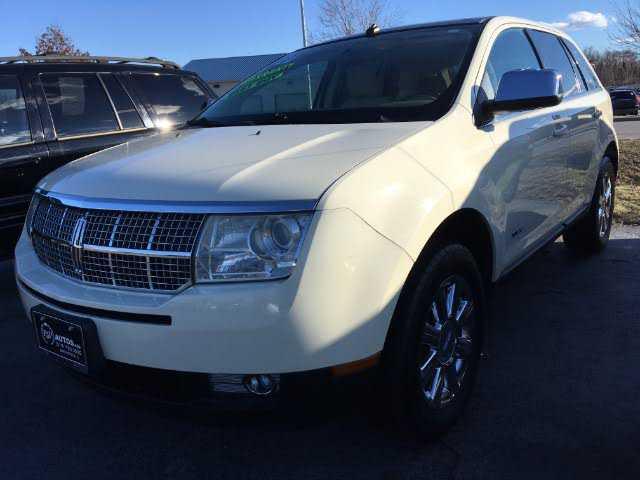 Lincoln MKX 2007 $9684.00 incacar.com