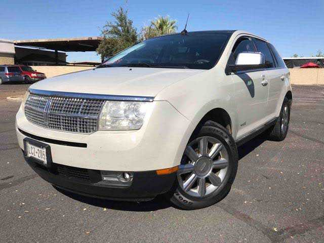 Lincoln MKX 2007 $5999.00 incacar.com