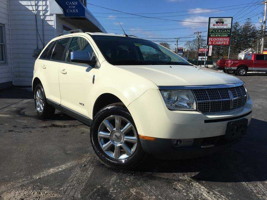 Lincoln MKX 2008 $9995.00 incacar.com