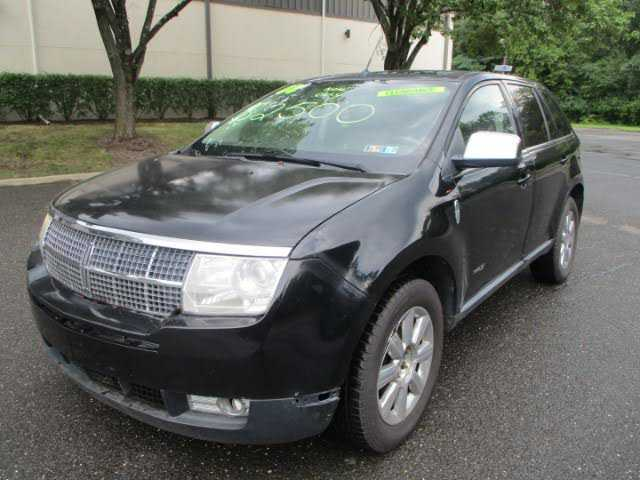 Lincoln MKX 2008 $2500.00 incacar.com