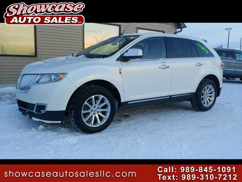 Lincoln MKX 2011 $3495.00 incacar.com