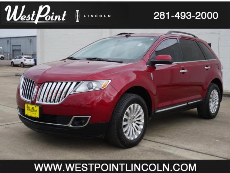 Lincoln MKX 2013 $18791.00 incacar.com