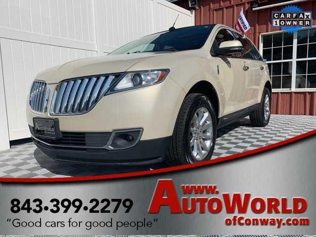 Lincoln MKX 2014 $12000.00 incacar.com