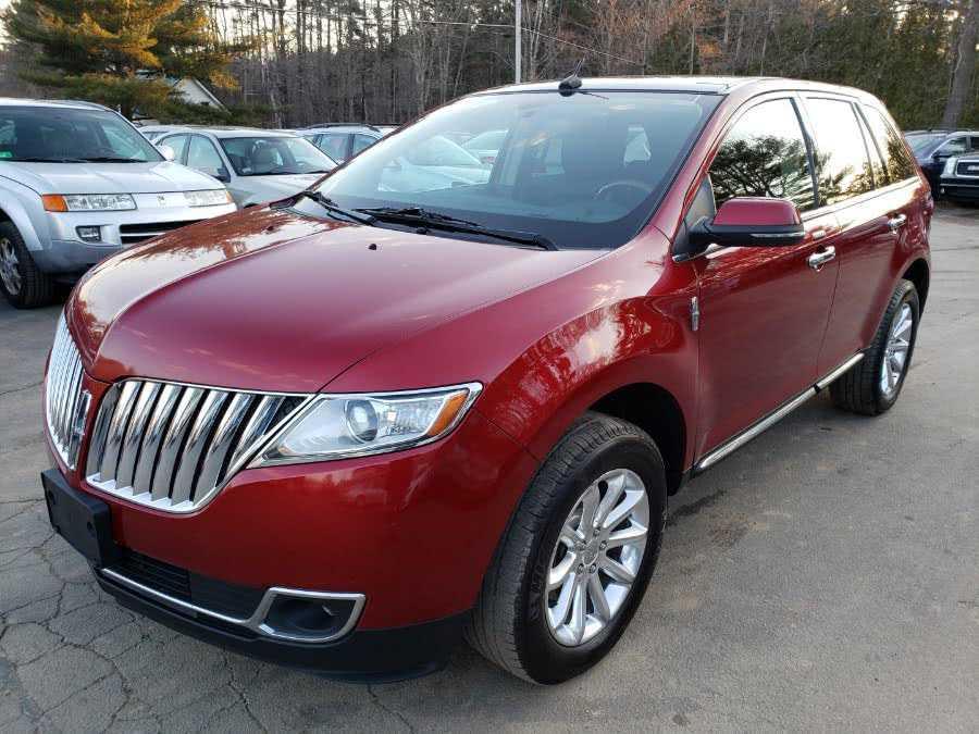 Lincoln MKX 2014 $14995.00 incacar.com