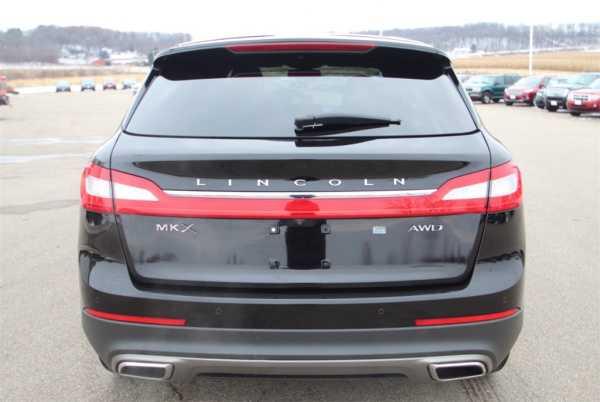 Lincoln MKX 2016 $26470.00 incacar.com
