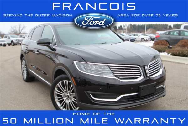 Lincoln MKX 2016 $26470.00 incacar.com