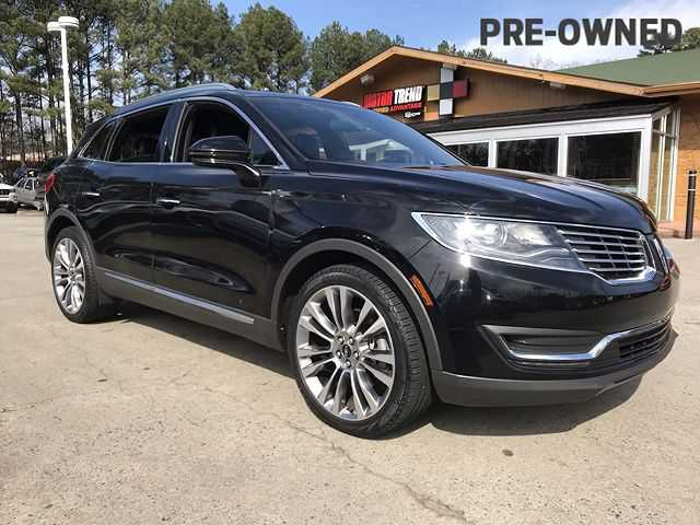Lincoln MKX 2016 $30990.00 incacar.com