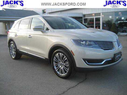 Lincoln MKX 2016 $35900.00 incacar.com