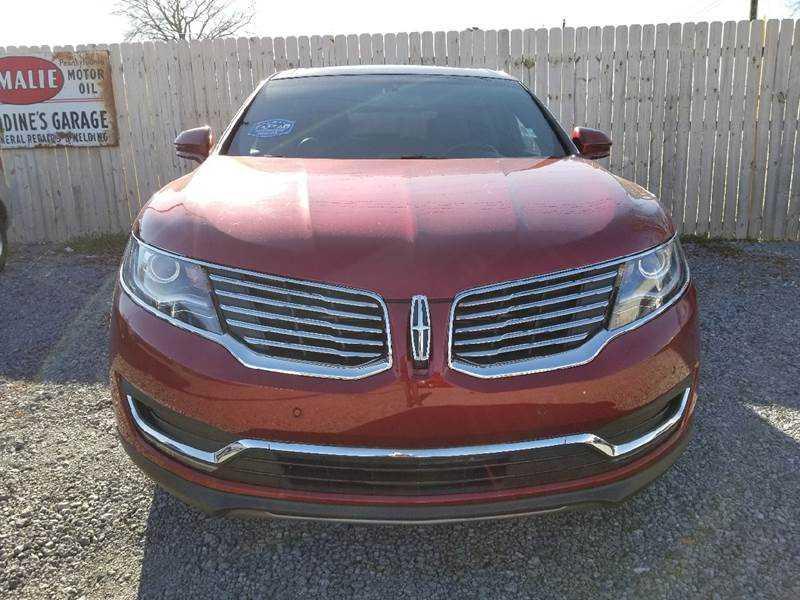 Lincoln MKX 2016 $28999.00 incacar.com