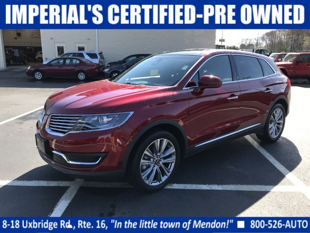 Lincoln MKX 2017 $41855.00 incacar.com