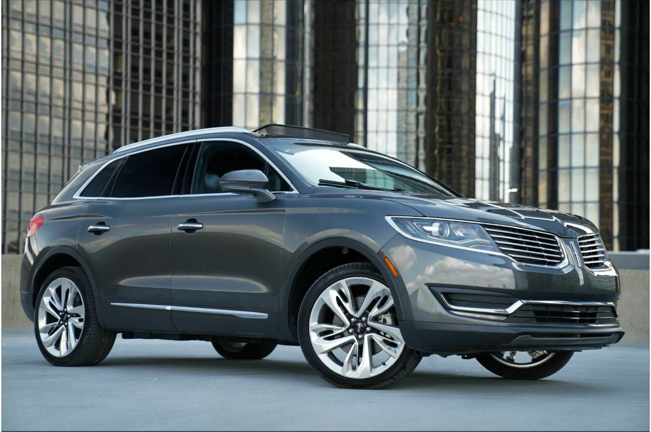 Lincoln MKX 2017 $19950.00 incacar.com