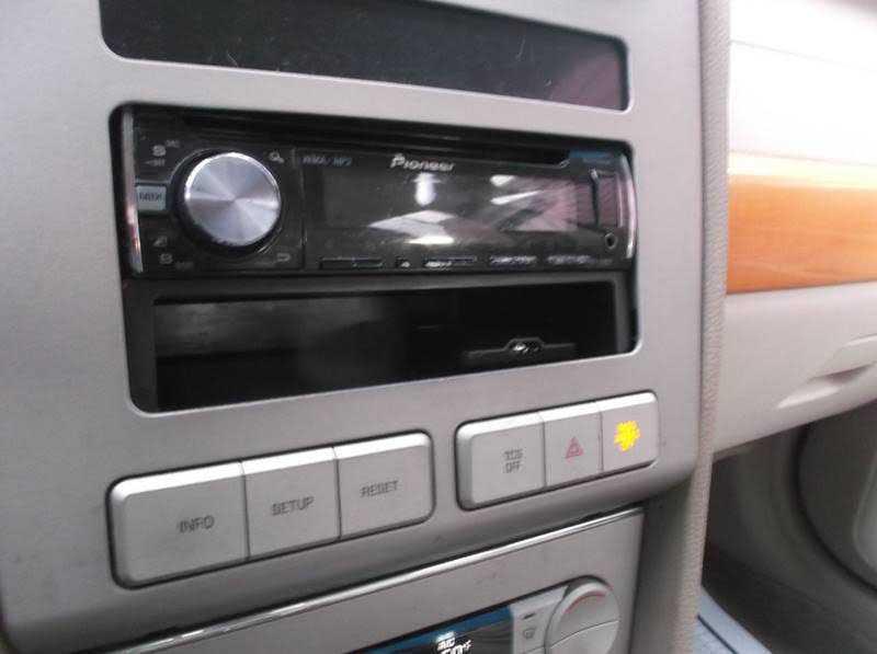 used Lincoln MKZ 2007 vin: 3LNHM26T77R671191