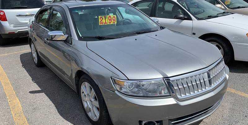 Lincoln MKZ 2008 $2195.00 incacar.com