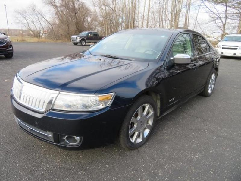 Lincoln MKZ 2008 $3475.00 incacar.com