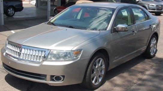 Lincoln MKZ 2009 $6500.00 incacar.com