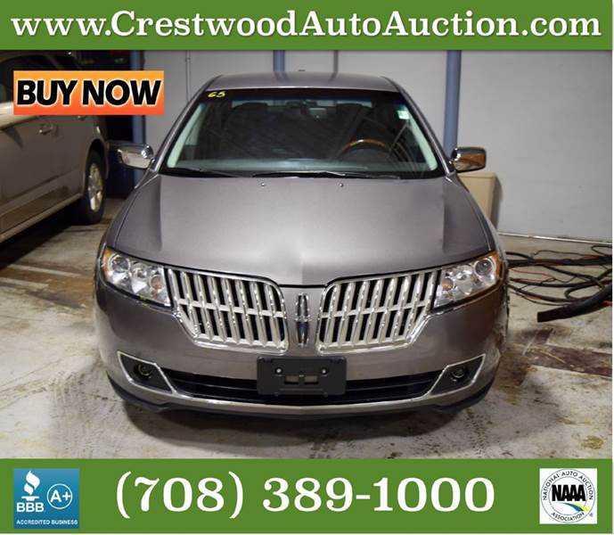 Lincoln MKZ 2010 $6900.00 incacar.com