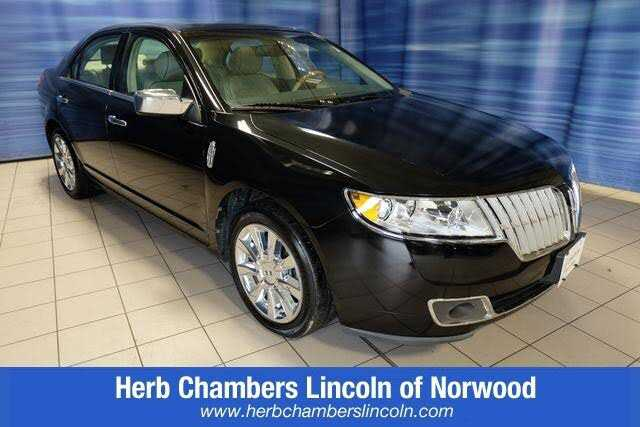 Lincoln MKZ 2011 $11498.00 incacar.com