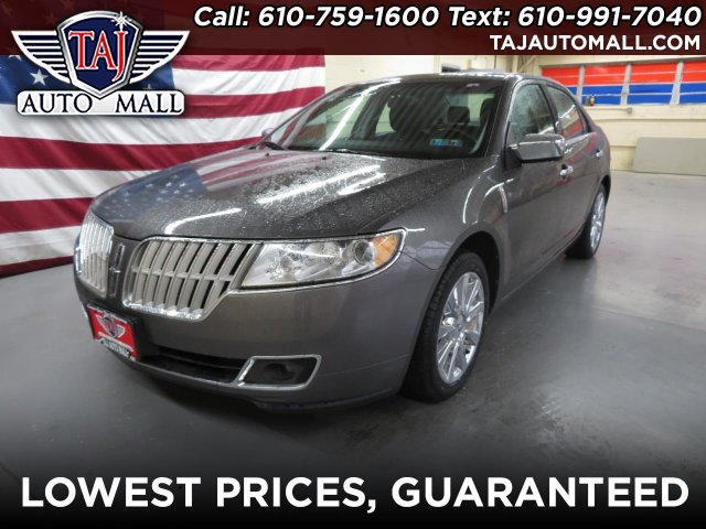 Lincoln MKZ 2012 $12555.00 incacar.com