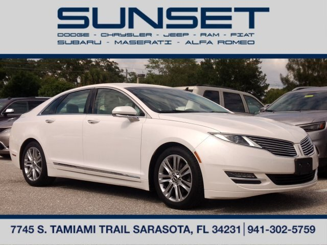 Lincoln MKZ 2014 $15988.00 incacar.com