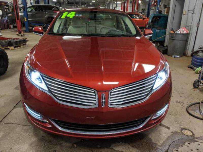 Lincoln MKZ 2014 $14500.00 incacar.com