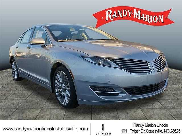 Lincoln MKZ 2016 $40038.00 incacar.com