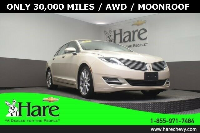 Lincoln MKZ 2016 $17800.00 incacar.com