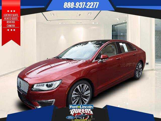 Lincoln MKZ 2017 $30990.00 incacar.com