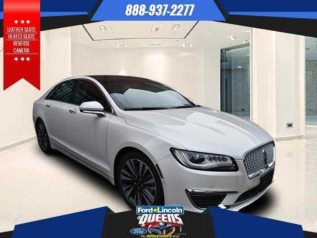 Lincoln MKZ 2017 $36990.00 incacar.com