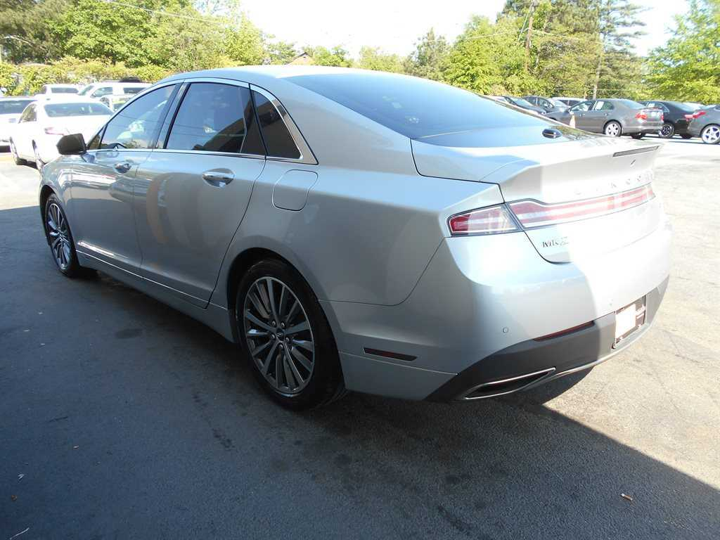 used Lincoln MKZ 2017 vin: 3LN6L5LU9HR629406