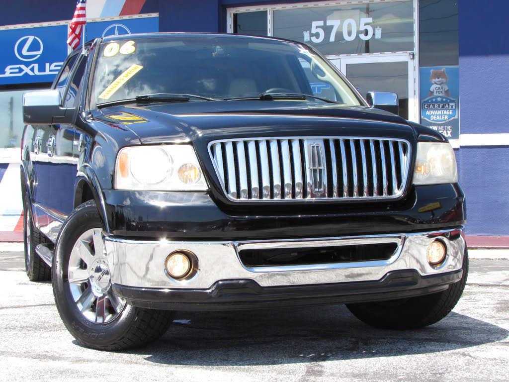 Lincoln Mark LT 2006 $14989.00 incacar.com