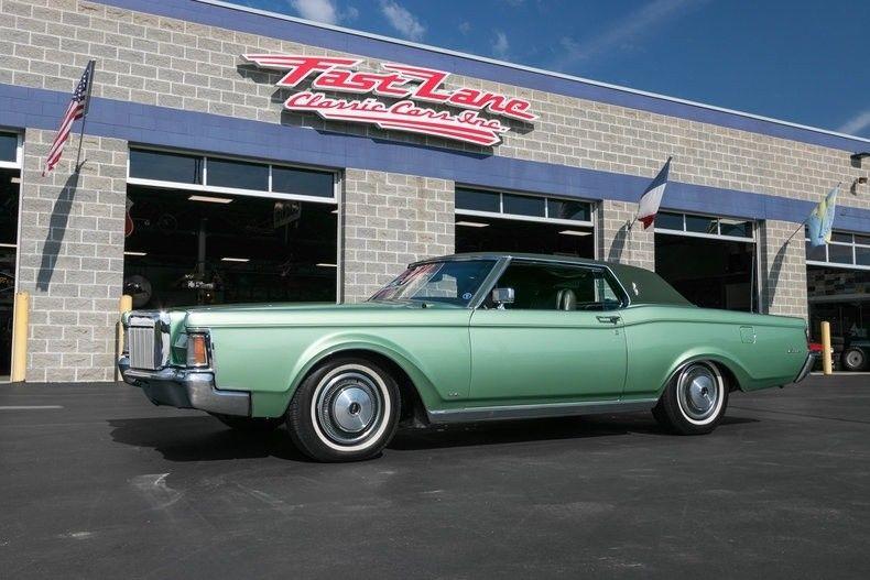 Lincoln Mark Series 1971 $26995.00 incacar.com