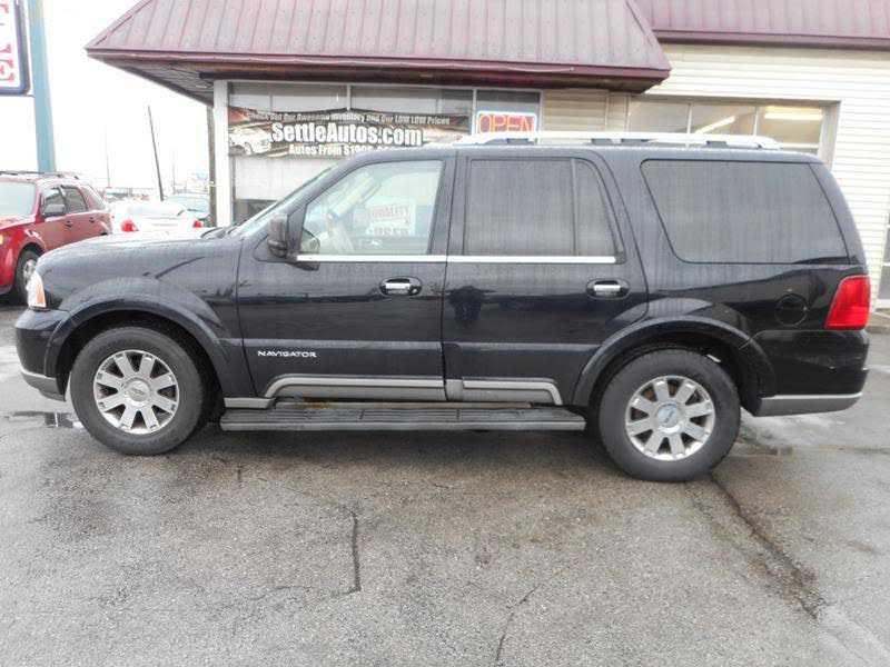 Lincoln Navigator 2003 $3499.00 incacar.com