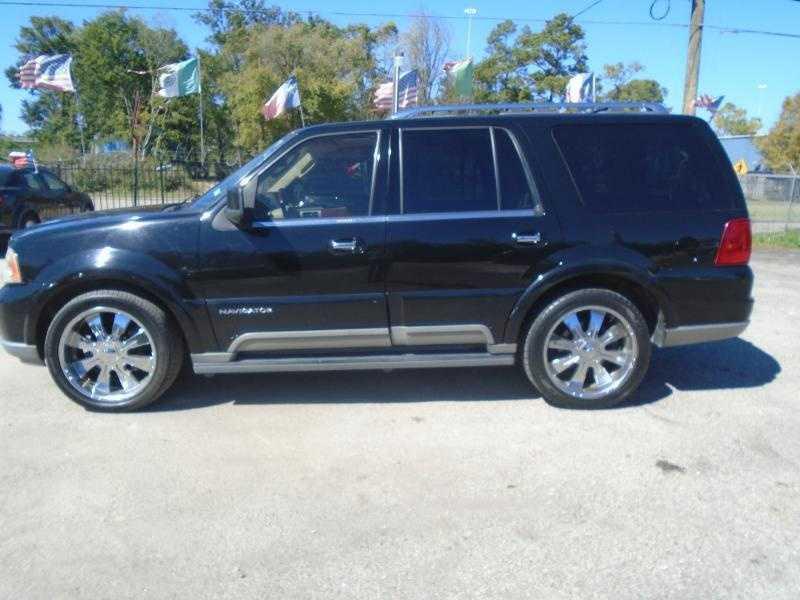Lincoln Navigator 2004 $6800.00 incacar.com