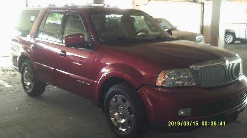 Lincoln Navigator 2006 $4450.00 incacar.com