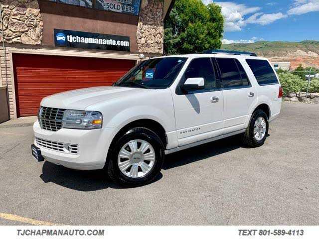 Lincoln Navigator 2012 $16992.00 incacar.com