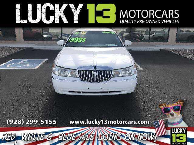 Lincoln Town Car 1999 $3995.00 incacar.com