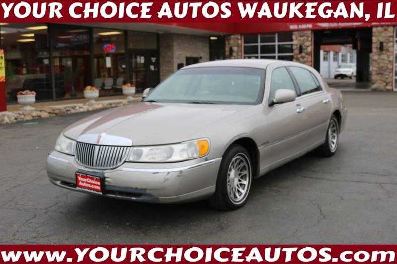 Lincoln Town Car 2001 $3499.00 incacar.com