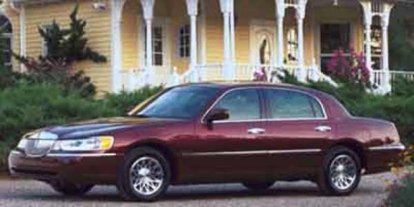 Lincoln Town Car 2001 $1900.00 incacar.com