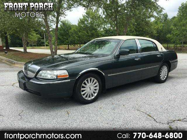 Lincoln Town Car 2003 $1850.00 incacar.com