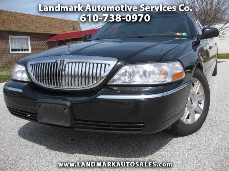 Lincoln Town Car 2007 $10990.00 incacar.com