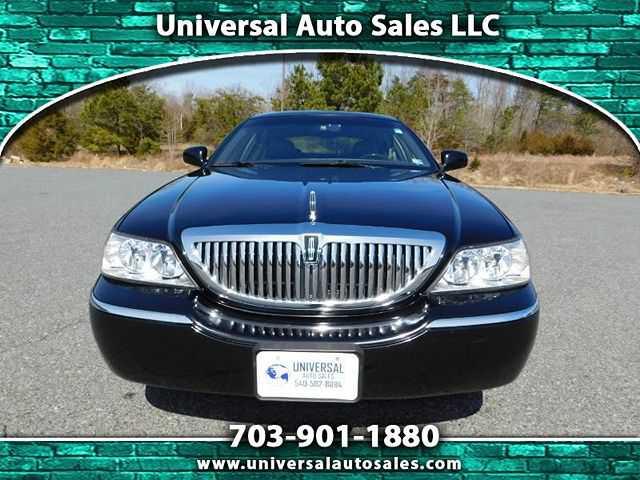 Lincoln Town Car 2008 $4992.00 incacar.com